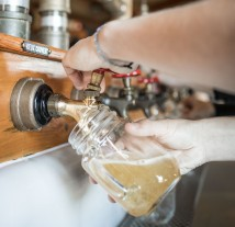 Locally produced beverages and microbreweries