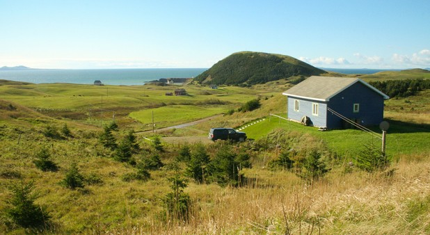 Iles de la Madeleine - House cottage rental - Chalet des Montants