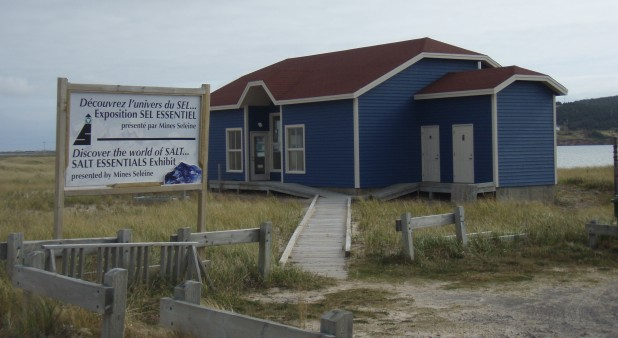 Iles de la Madeleine - Museums and Interpretation Centres - Mines Seleine