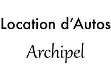 Location d'autos Archipel