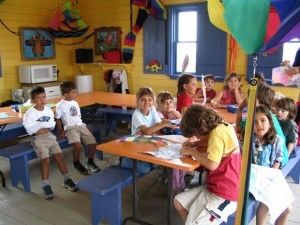 Kite Building Workshops for Children