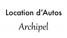 Location d'autos Archipel - Logo