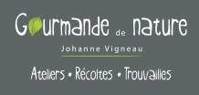Gourmande de nature - Logo