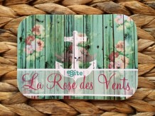 La Rose des Vents - Logo