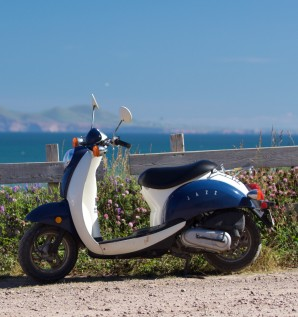 Motorcycle and scooter rental