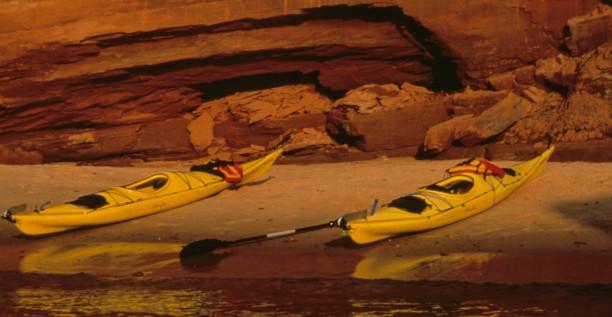 Sea Kayaks, Îles de la Madeleine