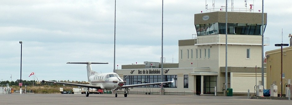 Airport of the Îles de la Madeleine