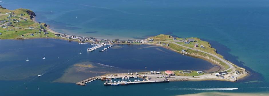 Havre-Aubert, Îles de la Madeleine