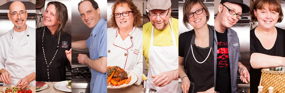 Restaurateurs Iles de la Madeleine