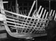 Constructeur de bateau - Îles de la Madeleine