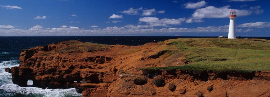 Borgot lighthouse, Îles de la Madeleine