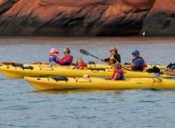 Kayak Îles de la Madeleine