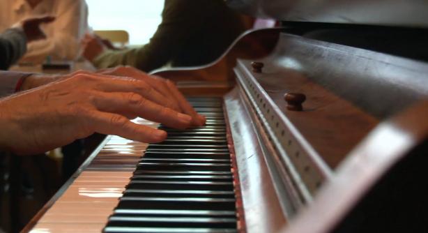Piano - Iles de la Madeleine
