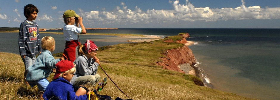 Activities for Children - Îles de la Madeleine