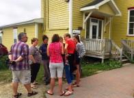 Test client - Sprint créatif avec le Réseau muséal des Îles de la Madeleine