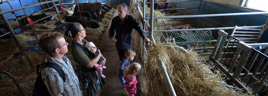 Farms Visit