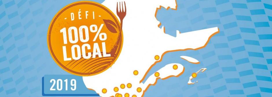 Logo Défi 100% local
