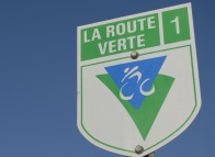 CTMA cycling trail- Îles de la Madeleine
