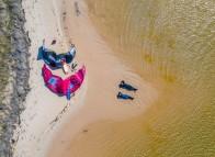 Kitesurf Îles de la Madeleine